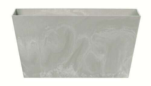 Truhlík TUBUS CASE NEW šedý beton 60cm