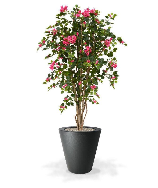 Umelá rastlina Bougainvillea 150 cm čerešňa