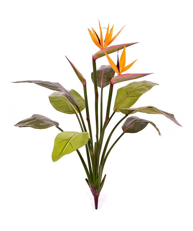 Umělá rostlina Strelície 75 cm
