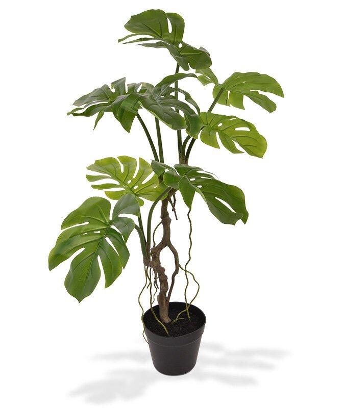 Umělá rostlina Monstera 70 cm