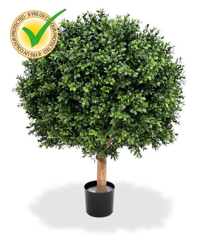Umělý strom Buxus Deluxe 60 cm UV záření odolný