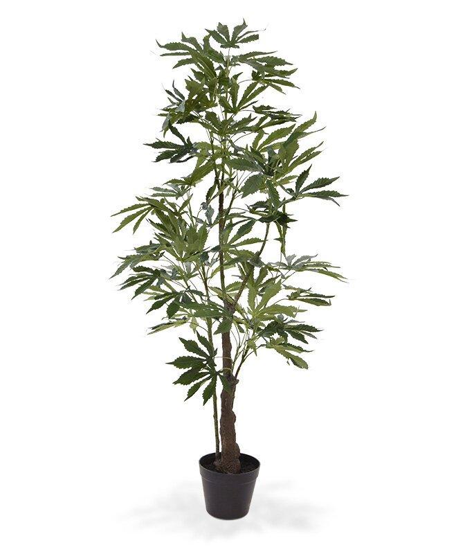 Umělá rostlina Konopí 120 cm