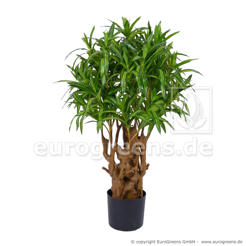 Umělá rostlina Dracena Compacta 100 cm