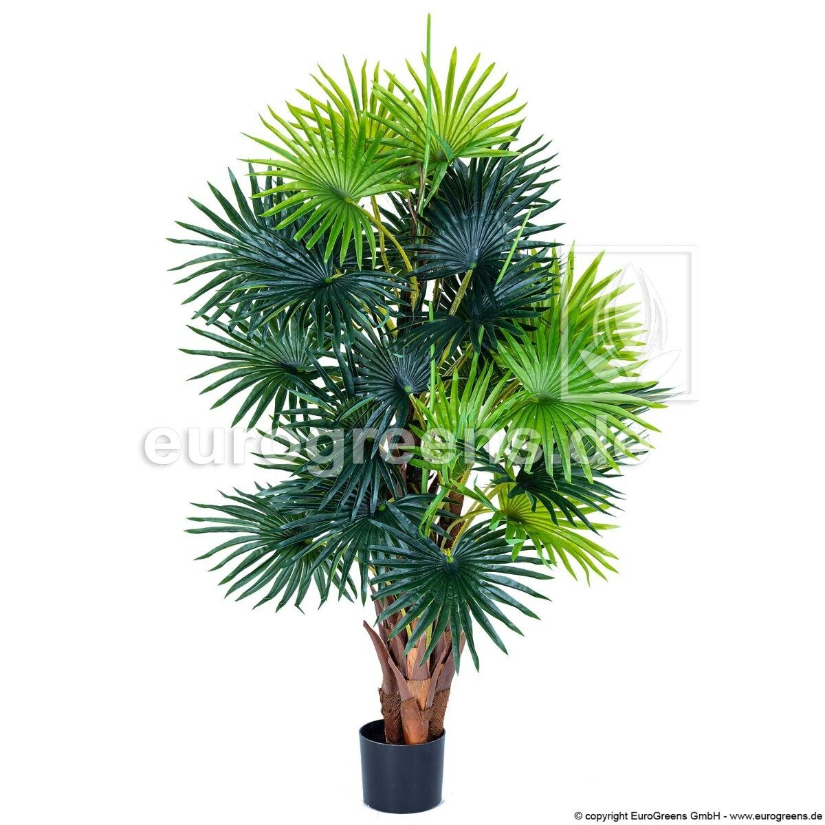 Umelá palma Livistona 120 cm
