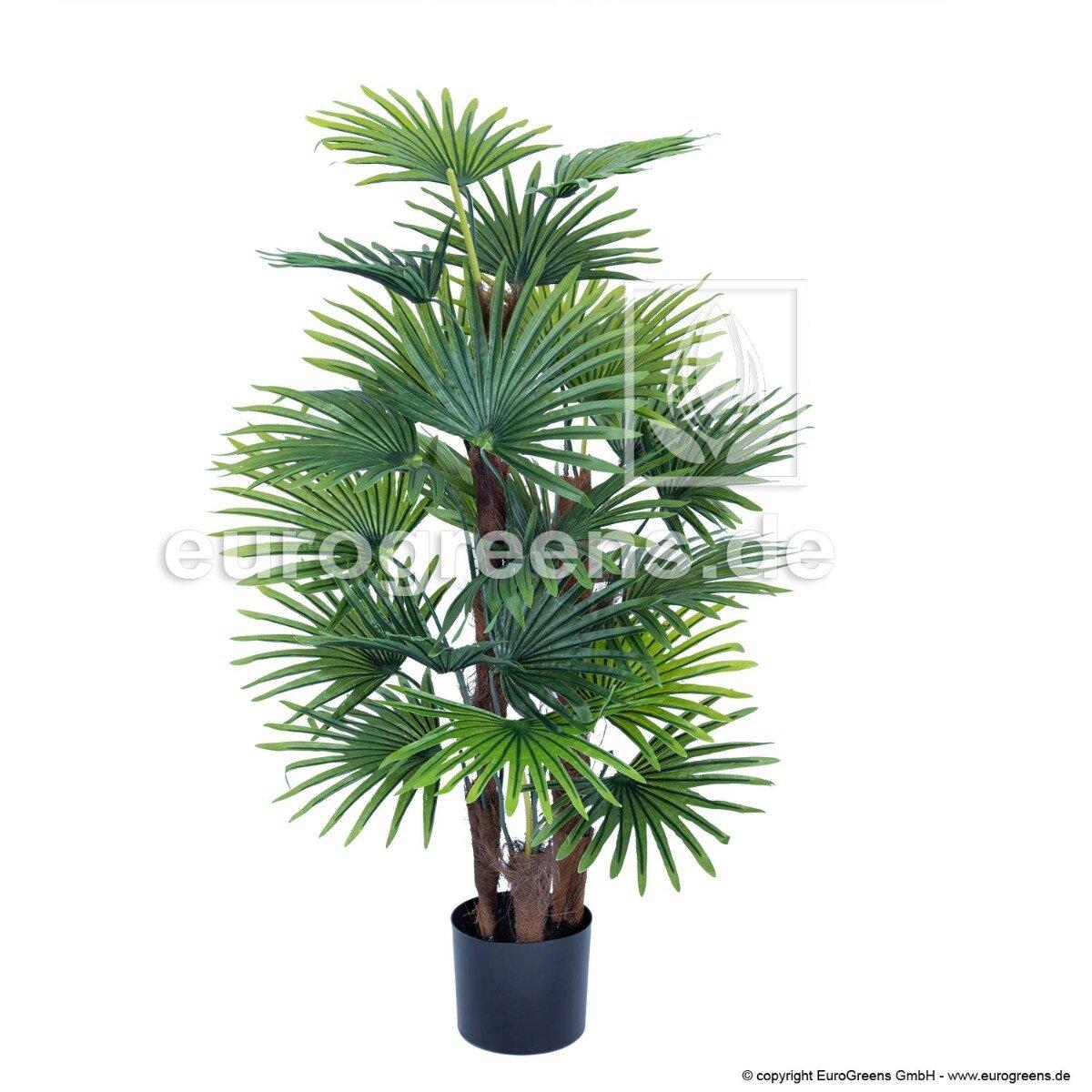 Umelá palma Livistona 110 cm