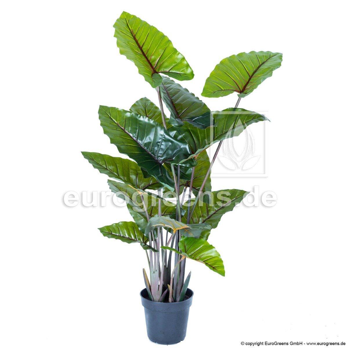 Umelá rastlina Alokázia 150 cm