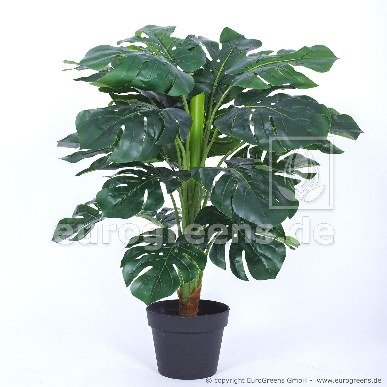 Umělá rostlina Monstera 75 cm