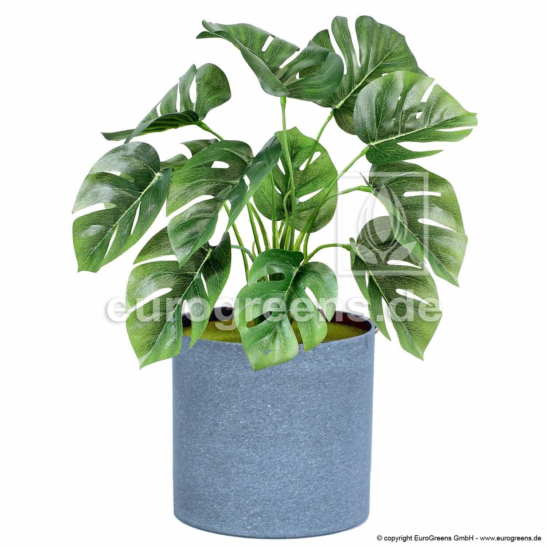 Umelá rastlina Monstera 30 cm
