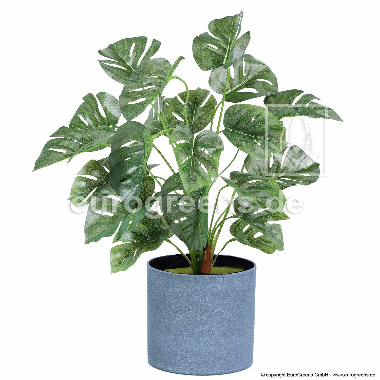 Umělá rostlina Monstera 45 cm
