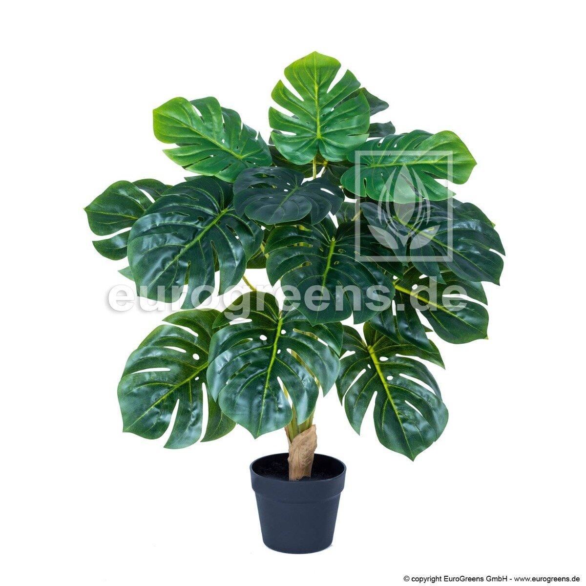 Umelá rastlina Monstera 70 cm