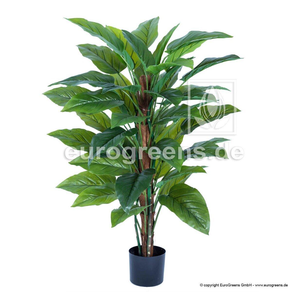 Umělá rostlina Filodendron 130 cm
