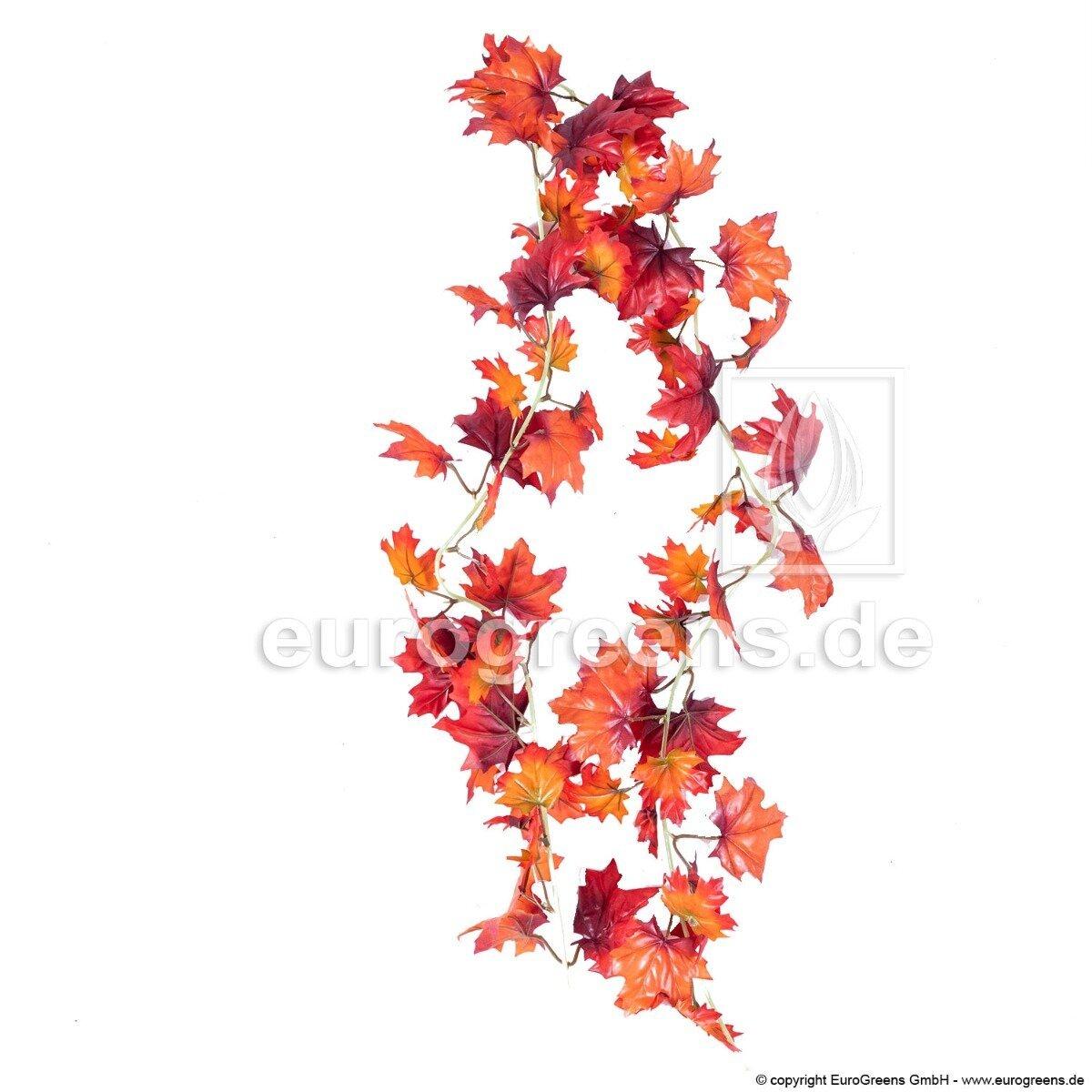 Umělá girlanda podzimní 170 cm