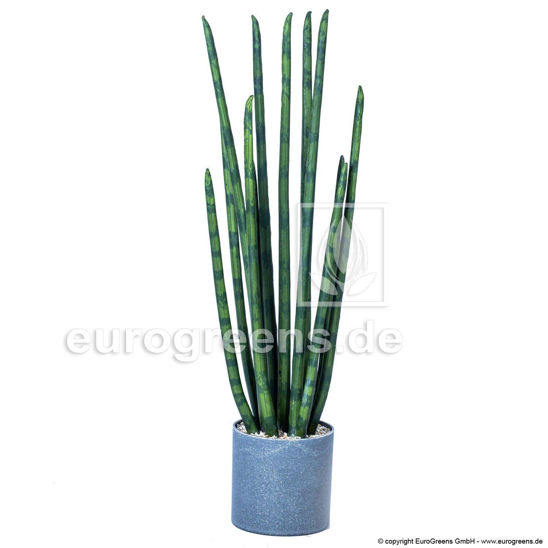 Umělá rostlina Sansevieria cylindrica 73 cm