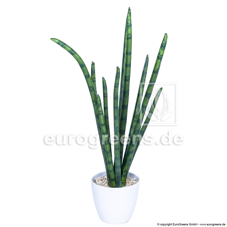 Umelá rastlina Svokrine jazyky 48 cm