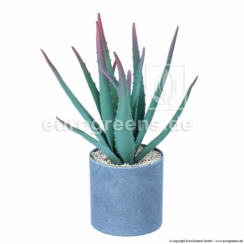 Umelá rastlina Aloe Vera 40 cm