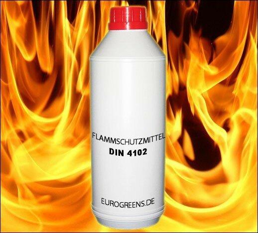 Zpomalovač hoření 1 L