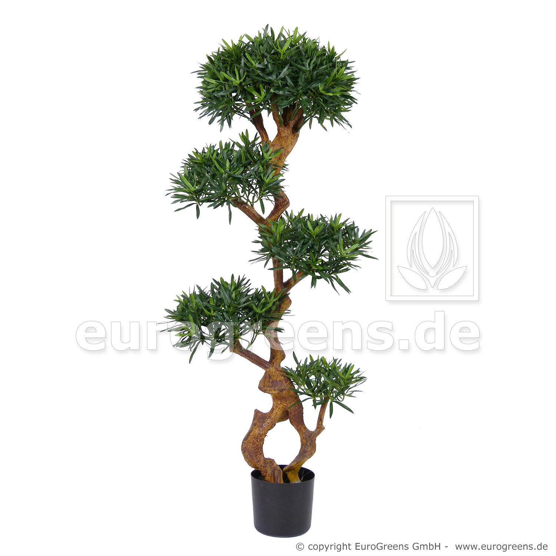 Umělý strom Podocarpus 130 cm