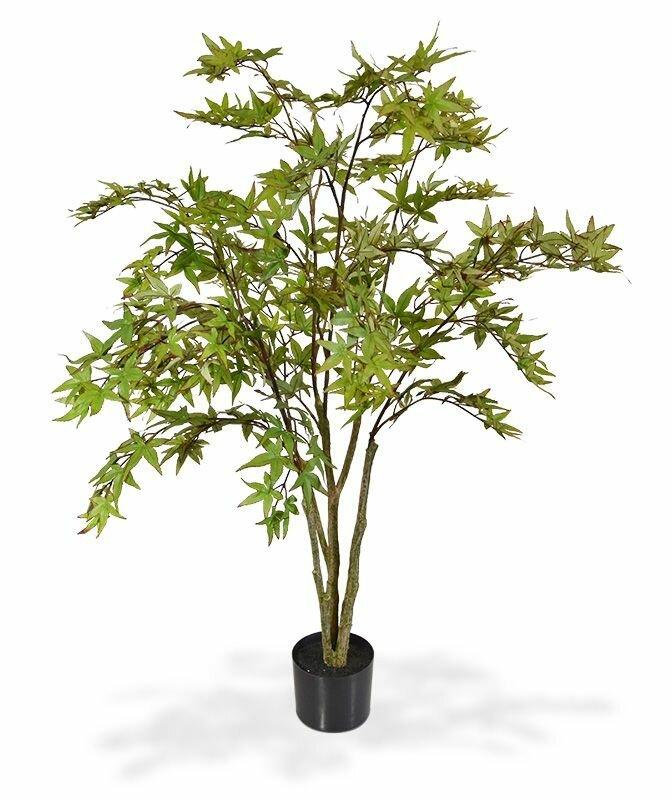 Umelý strom Acer 120 cm zelený