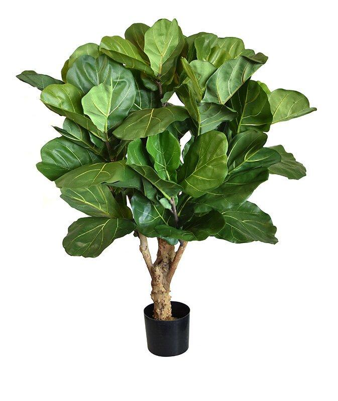 Umělá rostlina lyrata 110 cm