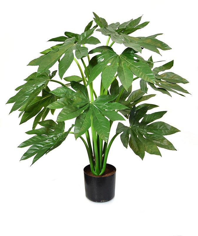 Umělá rostlina Fatsia Japonica 80 cm