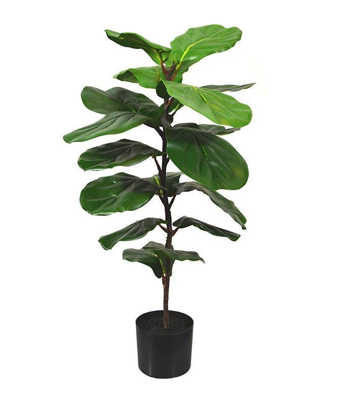 Umelá rastlina Lyrata 90 cm