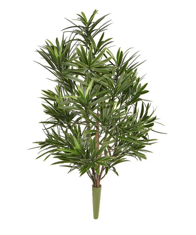Umělá rostlina Podocarpus 50 cm