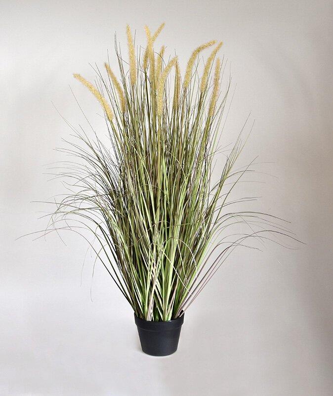 Umelá tráva Pennisetum 105 cm