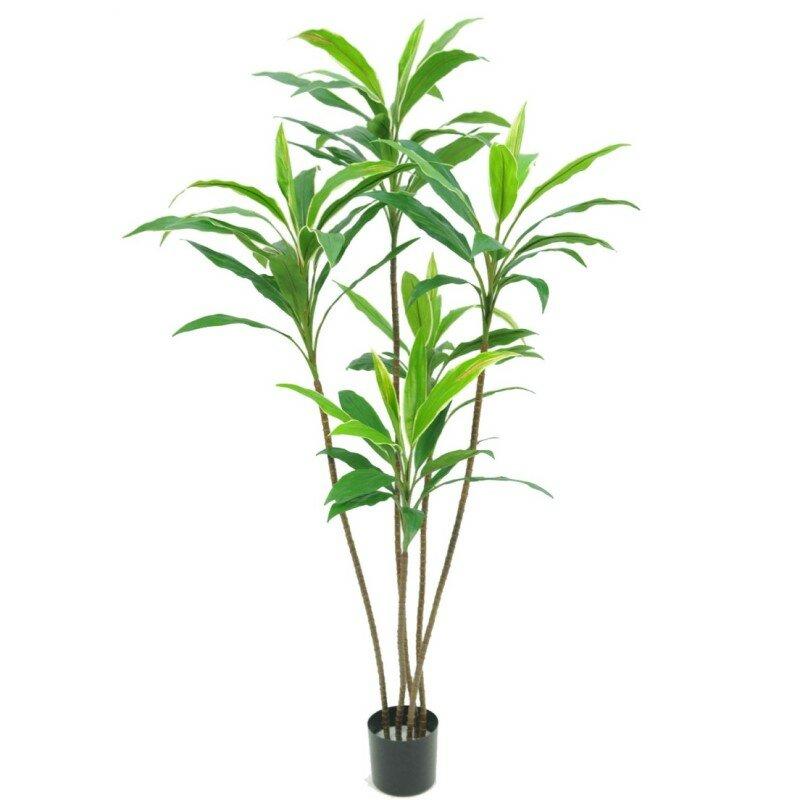 Umelá rastlina Dracéna voňavá 170 cm