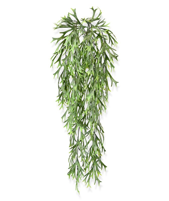 Umělá závěsná rostlina Kapradina 65 cm