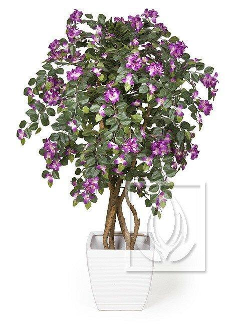 Umělá rostlina bugenvilea 120 cm