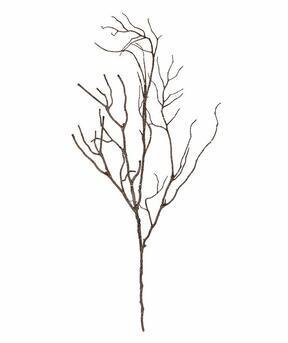 Umelá drevená vetva 65 cm