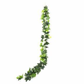 Umelá girlanda Brečtan zelená 190 cm
