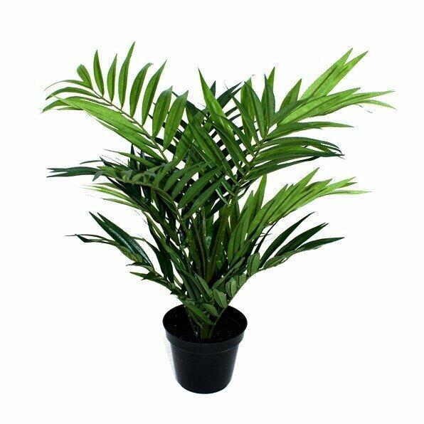 Umelá palma Chamédorea úhľadná 50 cm
