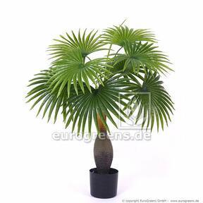 Umelá palma Livistona 100 cm