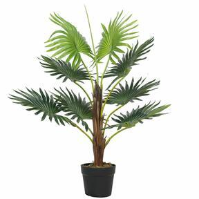 Umelá palma mini Livistona 65 cm
