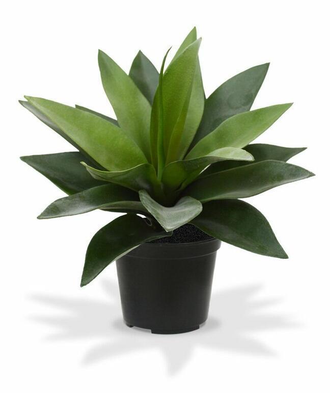 Umelá rastlina Agáve 25 cm