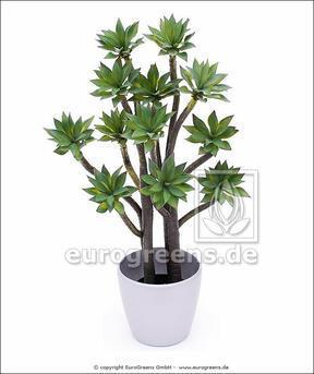 Umelá rastlina Agáve 90 cm