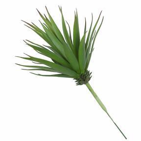 Umelá rastlina Agáve zelené 20 cm
