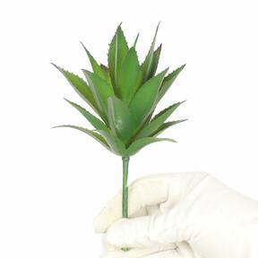 Umelá rastlina Anánásové listy 20 cm