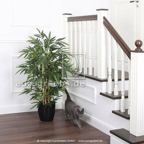 Umelá rastlina Bambus 120 cm