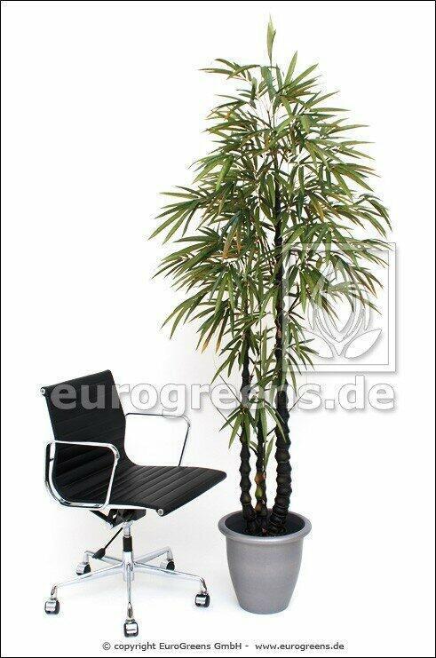 Umelá rastlina Bambus 210 cm