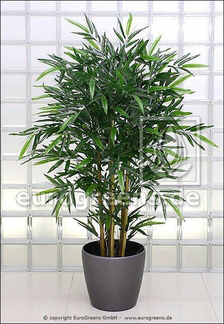 Umelá rastlina Bambus 270 cm