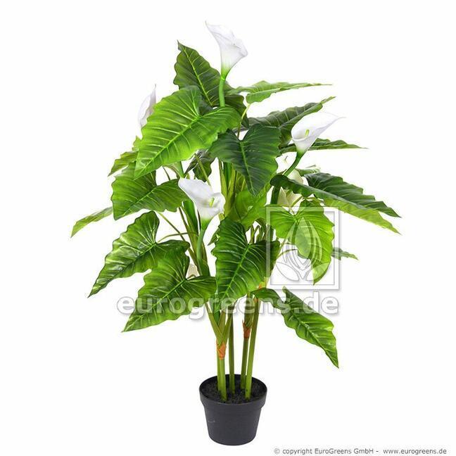 Umelá rastlina Calla 100 cm