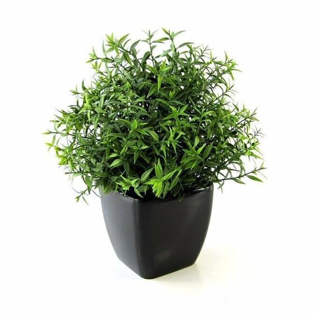 Umelá rastlina Eukalyptus 35 cm