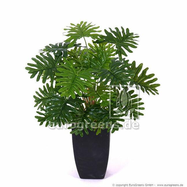 Umelá rastlina Filodendron xanadu 40 cm