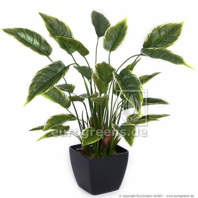 Umelá rastlina Hosta 50 cm
