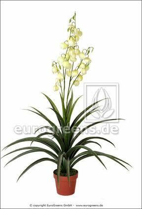 Umelá rastlina Juka nádherná 125 cm