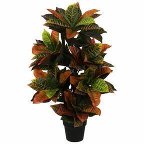 Umelá rastlina Krotónovec 100 cm