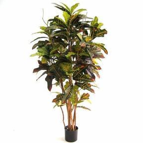 Umelá rastlina Krotónovec 130 cm