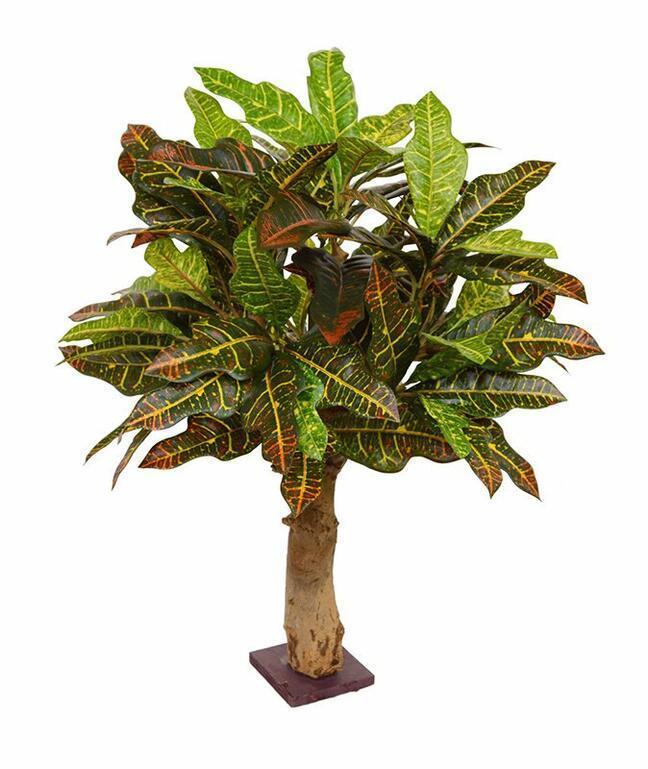 Umelá rastlina Krotónovec 65 cm